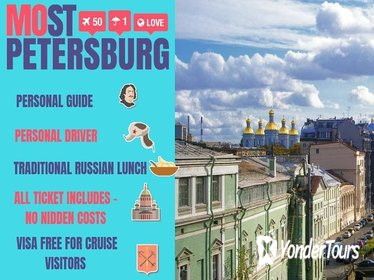 Authentic Saint Petersburg Tour - Kolomna District Experience
