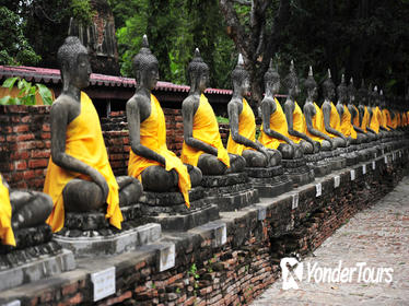 Ayutthaya Full Day Coach Tour from Bangkok