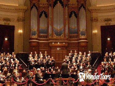 Bach Choir and Orchestra of the Netherlands at the Royal Concertgebouw in Amsterdam