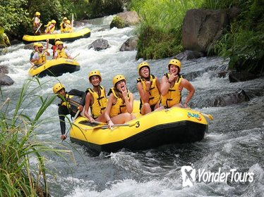 Bali Adventure Rafing White Water River