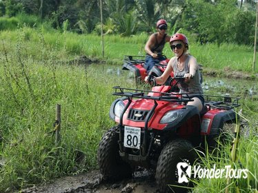 Bali ATV Quad Bike and White Water Rafting Inclusive With Lunch and Transfers