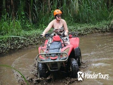 Bali ATV Ride and Tanah Lot Tour Packages