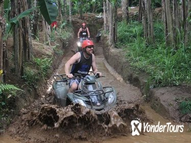 Bali ATV Ride with Swing and Rice Terraces
