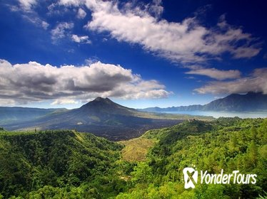 Bali volcano tour with Indonesian buffet lunch