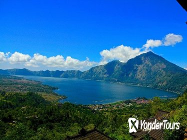 Bali Volcano Tour with Private Car & Friendly English Speaking Driver or Guide