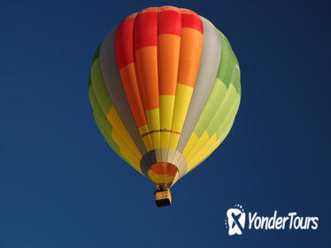 Balloon flights over Madrid, Segovia or Toledo