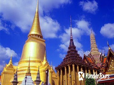 Bangkok City Highlights and Chao Phraya River