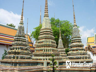 Bangkok day tour with Public Transport