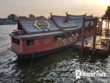 Bangkok Evening Dinner Cruise by Wan Fah