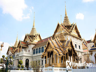 Bangkok Shore Excursion: Private Grand Palace and Shopping Tour