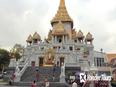 Bangkok Temple and City Join Tour