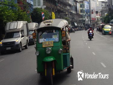 Bangkok Tour by Foot, Tuk-Tuk, and Riverboat