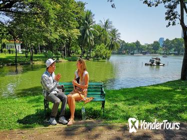 Bangkok Undiscovered: Slum and Lizard Spotting Tour in Lumpini Park