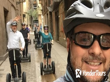 Barcelona 3-hour Private Segway Tour