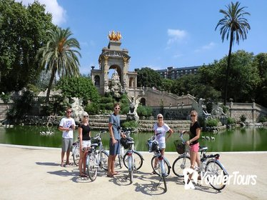 Barcelona 5-Neighborhood Guided E-Bike Tour
