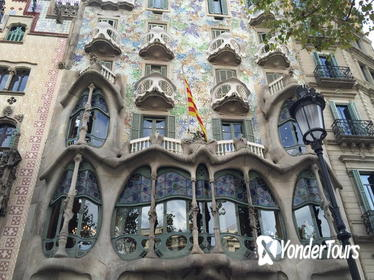 Barcelona Gaudi Private Guided Tour