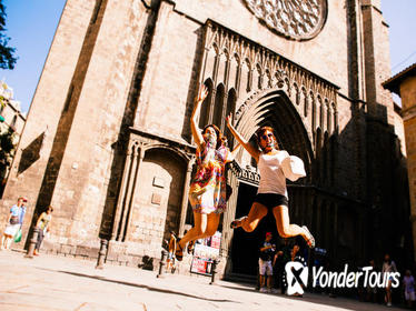 Barcelona Kick-start Private Tour