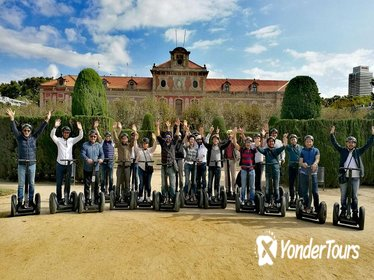 Barcelona Night Segway Group Tour