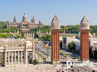 Barcelona Rail Day Trip from Madrid