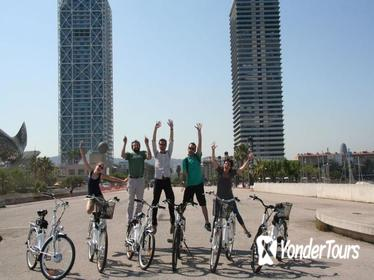 Barcelona Small-Group or Private Bike Tour