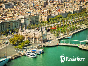 Barcelona Super Saver Montjuic Cable Car and Montserrat Sightseeing Tour