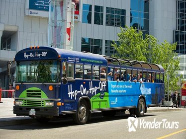 BC Winter Super Saver 2 Day City Hop on Hop Off Tour plus Whistler Day Trip
