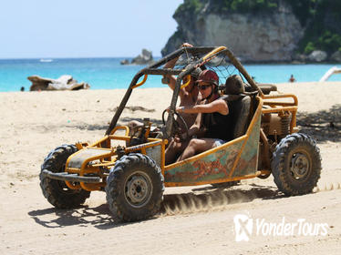 Beach Buggy Adventure from Punta Cana