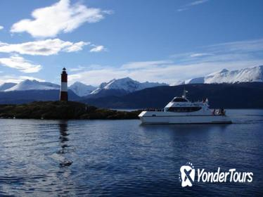 Beagle Channel and Sea Wolves Island Catamaran Cruise