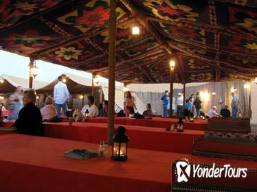 Bedouin Style Desert Camp Safari from Dubai