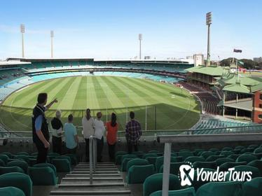 Behind The Scenes: Sydney Cricket Ground (SCG) Guided Walking Tour