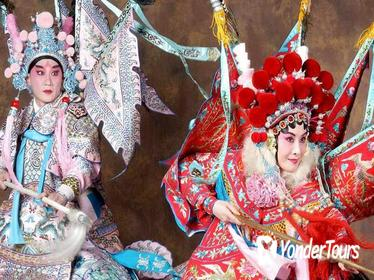 Beijing Opera Show at Liyuan Theater with Hotel Pickup Service