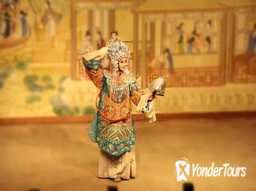 Beijing Royal Cuisine Dinner with Performance Experience and Nanluoguxiang Visit