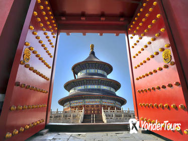 Beijing Temple of Heaven Admission Ticket