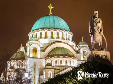 Belgrade City Highlights Half-Day Sightseeing Walking Tour