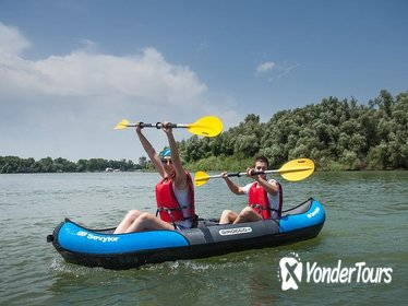 Belgrade War Island Kayak Tour
