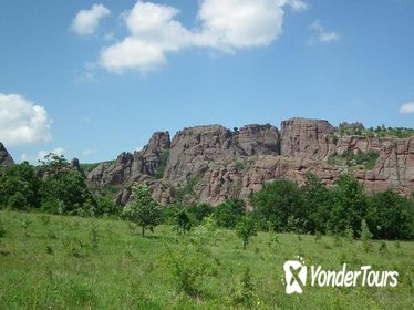 Belogradchik 4x4 Safari Tour - 3 Hour Route