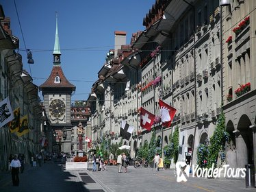 Bern city tour with private tourguide - starts from Basel