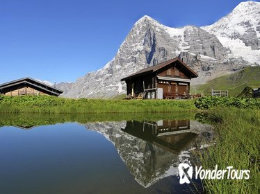 Bernese Oberland Alps Day Trip from Lucerne: Kleine Scheidegg and Jungfraujoch Panorama