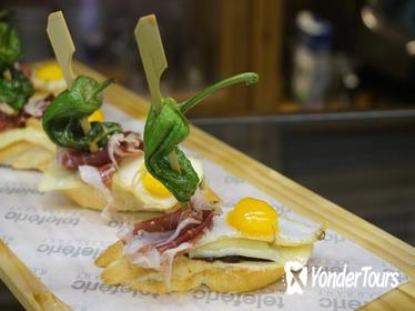 Best 3-Hour Private Tapas Tour in Barcelona with Food and Drinks included
