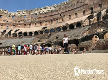 Best of the Colosseum: Arena Floor and Gladiator Gate