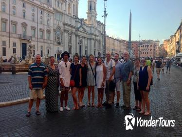 Best Squares and Fountains of Rome Small-Group Walking Tour