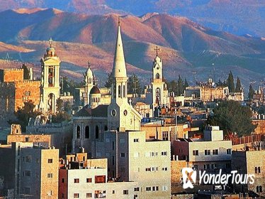 Bethlehem and Jerusalem Small Group Tour