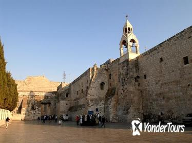 Bethlehem Half Day private Tour From Jerusalem