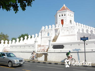 Bike Bangkok: Historic City Tour