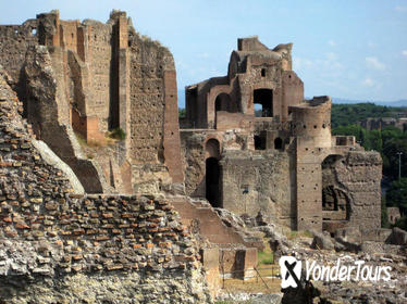 Birth of Rome: Palatine Hill plus Skip-the-Line Colosseum Ticket