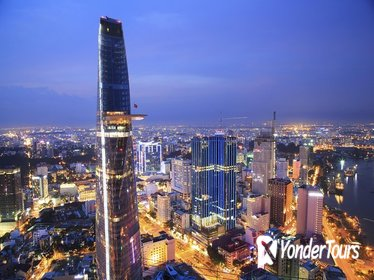 Bitexco Financial Tower: Saigon Skydeck General Admission Ticket