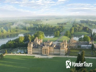 Blenheim Palace and Cotswolds Day Trip from Oxford