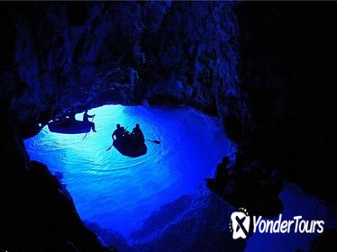 Blue Cave and the Island of Hvar in a Day by Speedboat