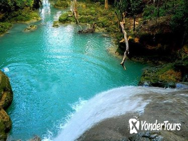 Blue Hole and Sightseeing Tour from Ocho Rios