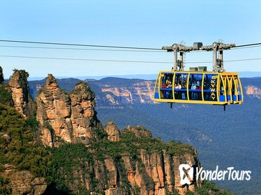 Blue Mountains Day Trip Including Parramatta River Cruise